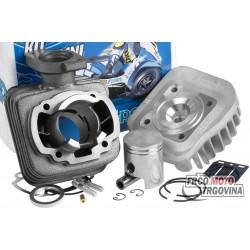 Cilinder kit Polini Sport 50cc, Peugeot Vertical -  AC