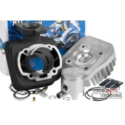 Cilinder kit Polini 70cc Sport -Peugeot AC ( vertikal cilinder ) Speedfight