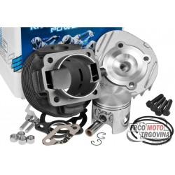 cylinder kit Polini cast iron sport 102cc 55mm for Ape 50, Vespa PK 50, Special 50, XL 50