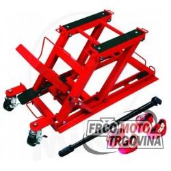 Dvigalka za motor / ATV - 450 kg max - MOTORRADHEBER