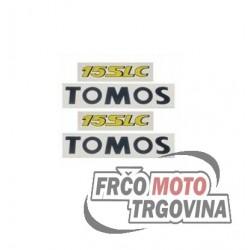 Sticker set  Tomos T15 SLC kpl