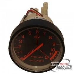 Obratomer Cev  - 12V- 12.000 rpm