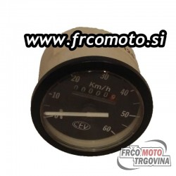 Merilnik hitrosti CEV 0-60km/h - Tomos