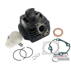 Cilinder Eco HQ 100cc-Peugeot -Elyseo,Looxor,Speedfight,Trekker