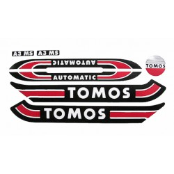 Stickers Tomos AVTOMATIC A3 old type