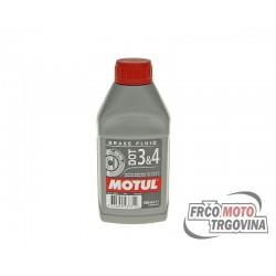 Zavorna tekočina Motul DOT 3-4  500ml