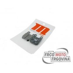 Brake pads MotoForce Racing - Derbi -Peugeot - Italjet - Suzuki