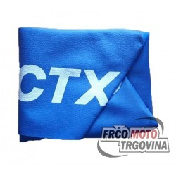 Prevleka sedeža Tomos CTX 80 - Modra