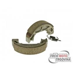 Zavorne čeljusti  100x20mm z vzmetmi  Piaggio - Gilera 50ccm