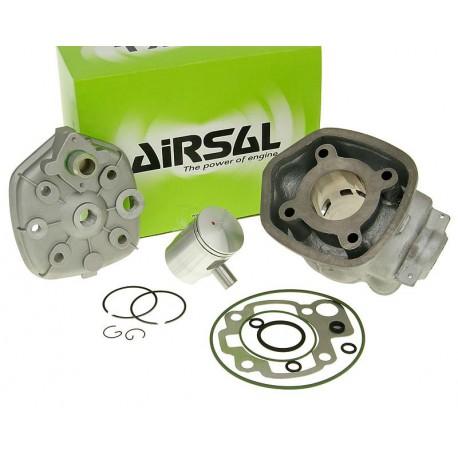Cilinderkit AM6 Airsal Sport cast iron  50cc