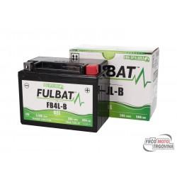 Battery Fulbat gel cell FB4L-B (5Ah) SLA maintenance free