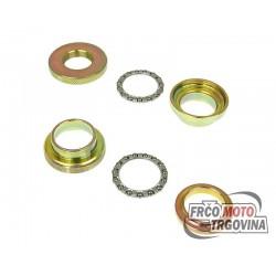 Steering bearing set for Aerox, Nitro -01, T-Max 500 -07