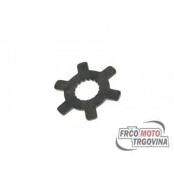 locking star washer Naraku for variator pulley for Minarelli 50cc 2-