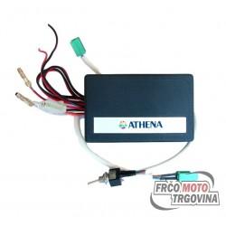 CDI Athena Race Open - ( limiter with switch )- Minarelli Horiz - Aerox,Zuma , Slider, Aprilia SR , Amico , Area 51