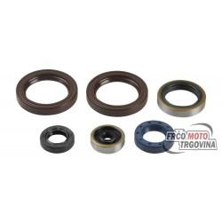 Set oil seals  KTM 125/200 SX /EGS/EXC -ATHENA