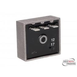 Regulator OEM 3-pin for Aprilia Amico 90-91 , MX , RS , RX , Tuono RX 50 -2005 , Rieju