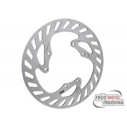 Brake disc NG for MBK X-Limit , Yamaha DT