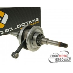 Crankshaft with 22 tooth oil pump driven sprocket for 139QMB/QMA