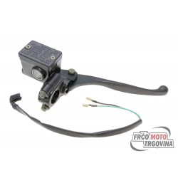 Front brake master cylinder / brake pump incl. brake lever for CPI , Keeway , Generic , Ride
