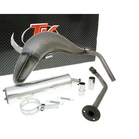 Izpuh Turbo Kit Bufanda R E-PASS  -Yamaha DT50