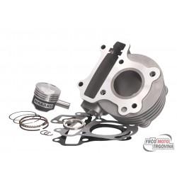 Cylinder kit Naraku 50cc 39mm for Peugeot Django, Kisbee, Streetzone 50cc 4-stroke