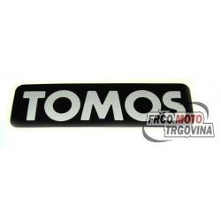Sticker Tomos Black - V1