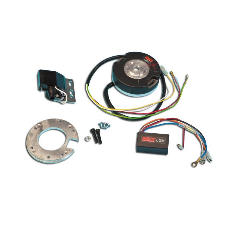 MVT Internal Rotor Ignition Premium with lighting Minarelli AM6