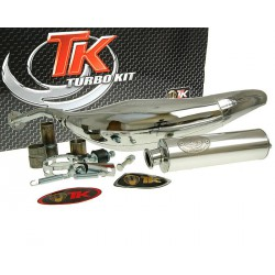 Izpuh Turbo Kit Carreras 80 chrome AM6