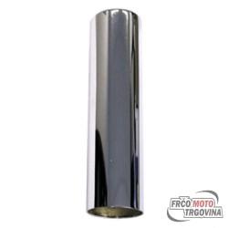Rear spring shock absorber tube APN4 / 14V / 15SLC / 14M / 15SL Chrome
