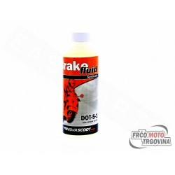 Brake Fluid NOVASCOOT DOT 5.1 Competition 250ml