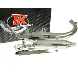izpuh Turbo Kit Carreras crome  50 AM6