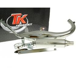 izpuh Turbo Kit Carreras crome  50 AM6