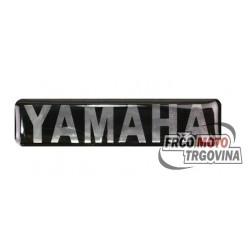 Sticker  Yamaha 3D 70x20mm