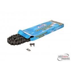 Pogonski lanac AFAM ojačan crni - 415 x 130