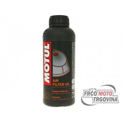 Motul MC Care A3 air filter oil 1 liter