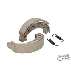 brake shoe set OEM 110x25mm for Minarelli