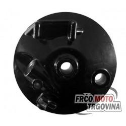 Nosilna plošča prednja - Tomos Apn , ATX  (črna )