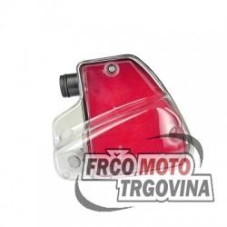 Zračni filter TNT - Peugeot Vertical - Transparent