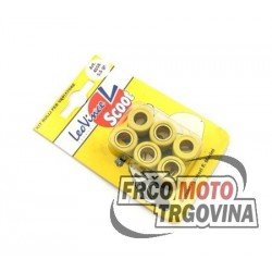 variator / vario roller set Leovince -19x15,5 - 4,80gr