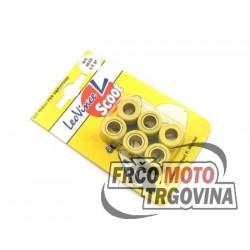 Variator / vario roller set Leovince 19x15.5 - 5.30gr