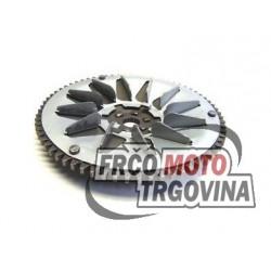 Front Pulley Peugeot Vertical - OEM