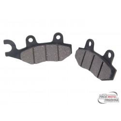 Brake pads for Kymco Agility , Like , Vitality