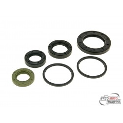 engine oil seal set for Piaggio 50-100 4-stroke