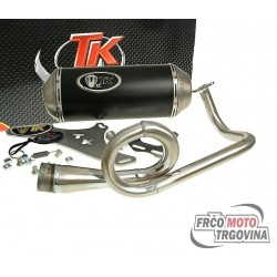 Exhaust Turbo Kit G Max 4T Sport SYM Fiddle 2 , Symply 2 50cc 4-stroke