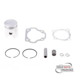 Piston kit - SQ - Tomos MC80 - standard + brtva