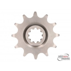 front sprocket 12 teeth 420 for Gilera, Surfer, GSM, H@k, Gas-Gas Rookie