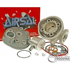 Cylinder kit  Airsal sport 74cc for Kymco horizontal LC