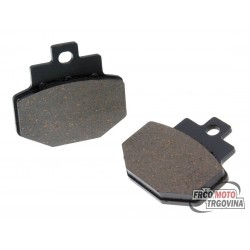 Brake pads for Benelli , Gilera DNA 125 , 180 , Runner 125 , 200 , Piaggio , Vespa GT , GTS , GTV