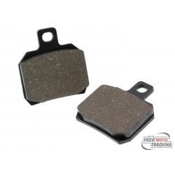 Brake pads for Aprilia RS 50 , CPI GTR , Peugeot Speedfight 3 , 4 , Piaggio Beverly , X9 , Suzuki Burgman 125 , 150