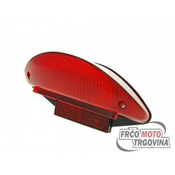 Tail light assy for Aerox , Nitro , Dragster , Toreo